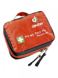 Apteczka Deuter First Aid Kit Active papaya